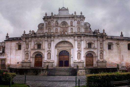 Guatemala city and Antigua 2017