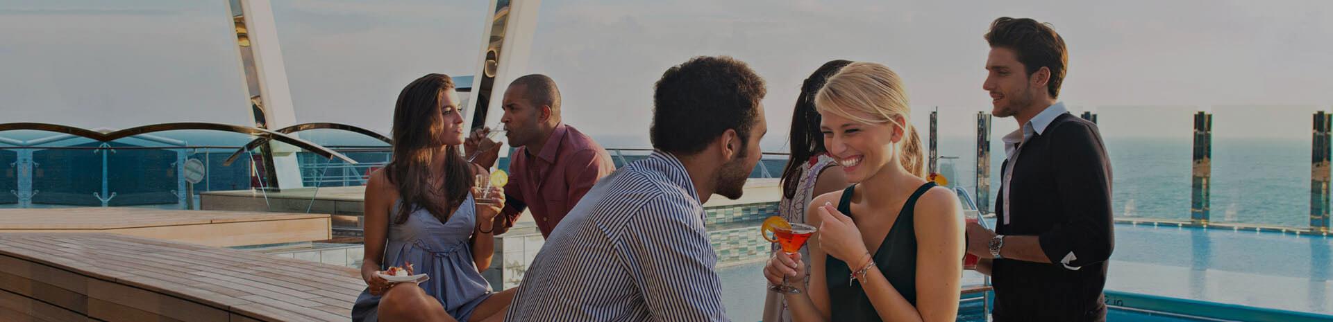 Dubái, Qatar y Emiratos en Crucero