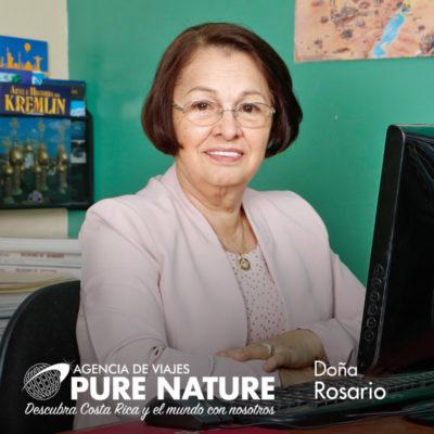 Doña Rosario Carmona